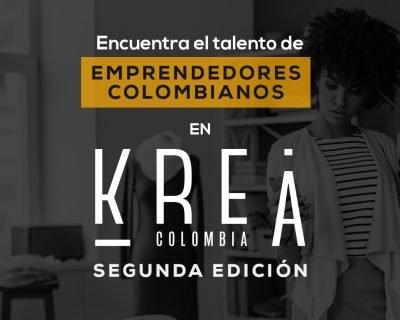 KREA Colombia segunda edición