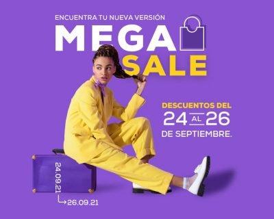 Mega Sales en el Centro Comercial Fontanar Mega Ofertas